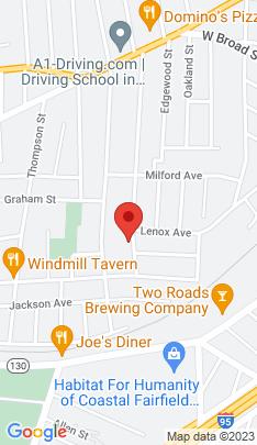 Map of Single Family Home on 400 Burritt Avenue,Stratford, CT