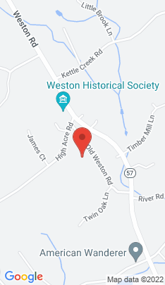 Map of Single Family Home on 20 Old Weston Road,Weston, CT