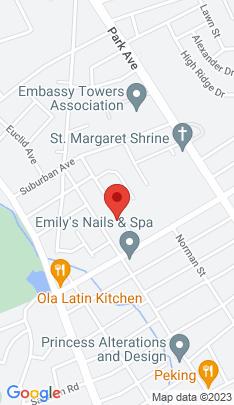 Map of Multi Family Home on 71 Hillside Avenue,Bridgeport, CT