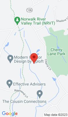 Map of single family home on 65 Cherry Lane,Wilton, CT
