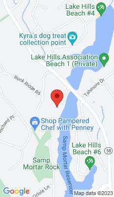 Map of Single Family Home on 88 Arrowhead Lane,Fairfield, CT