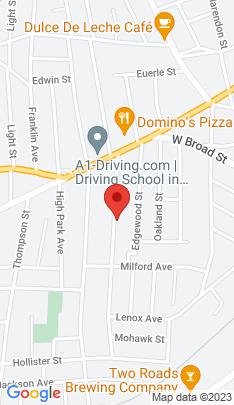 Map of Single Family Home on 127 Burritt Avenue,Stratford, CT