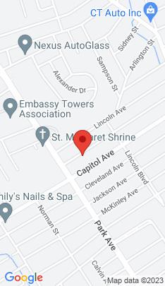 Map of Condo Home on 757 Garfield Avenue,Bridgeport, CT