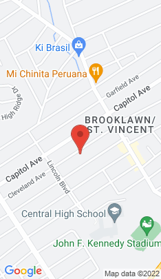 Map of Multi Family Home on 135 Cleveland Avenue,Bridgeport, CT