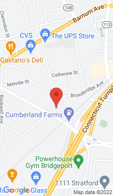Map of Condo Home on 40 California Street,Stratford, CT