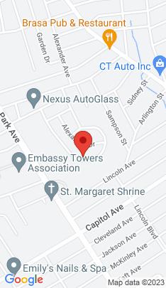 Map of Multi Family Home on 258 High Ridge Drive,Bridgeport, CT