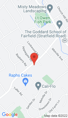 Map of single family home on 439 Fairfield Woods Road,Fairfield, CT