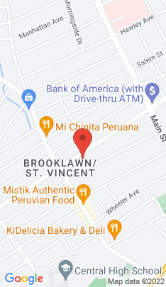 Map of Multi Family Home on 775 Capitol Avenue,Bridgeport, CT
