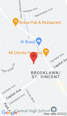 Map of Multi Family Home on 470 Lincoln Avenue,Bridgeport, CT
