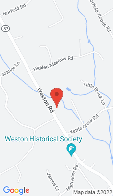 Map of Multi Family Home on 125 Weston Road,Weston, CT