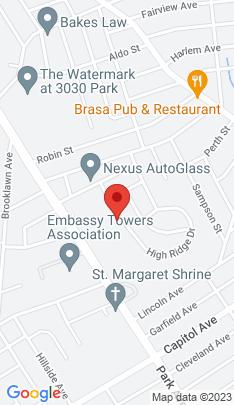 Map of Multi Family Home on 383 High Ridge Drive,Bridgeport, CT