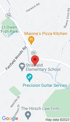 Map of Condo Home on 60 Montauk Street,Fairfield, CT