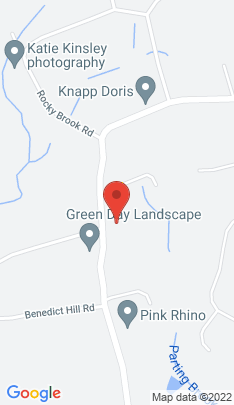 Map of Single Family Home on 729 Cheese Spring Road,New Canaan, CT