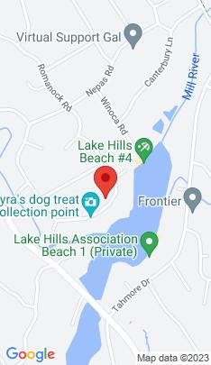 Map of Single Family Home on 538 Winnepoge Drive,Fairfield, CT
