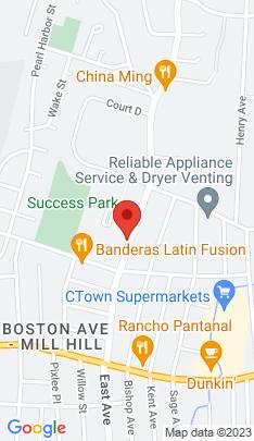 Map of Cooperative Home on 273 Success Avenue,Bridgeport, CT