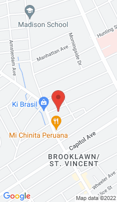 Map of Multi Family Home on 487 Salem Street,Bridgeport, CT