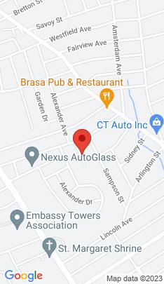 Map of Single Family Home on 32 Myron Avenue,Bridgeport, CT