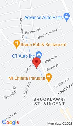 Map of Multi Family Home on 24 Arlington Street,Bridgeport, CT