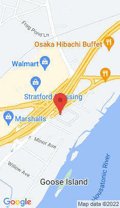 Map of Condo Home on 40 Ferry Court,Stratford, CT