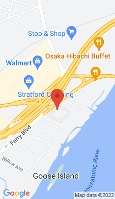 Map of Condo Home on 101 Ferry Court,Stratford, CT
