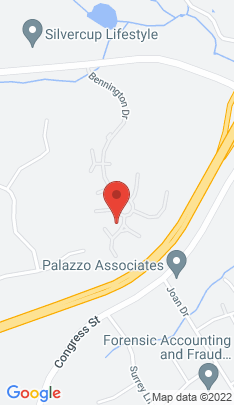 Map of Condo Home on 33 Commonwealth Drive,Fairfield, CT