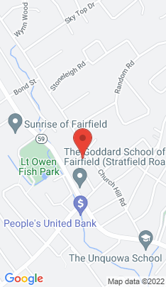 Map of Single Family Home on 19 Lola Street,Fairfield, CT