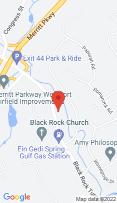 Map of Single Family Home on 3758 Black Rock Turnpike,Fairfield, CT
