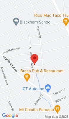 Map of Condo Home on 252 Harlem Avenue,Bridgeport, CT