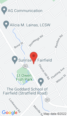 Map of Single Family Home on 4 Lilalyn Drive,Fairfield, CT