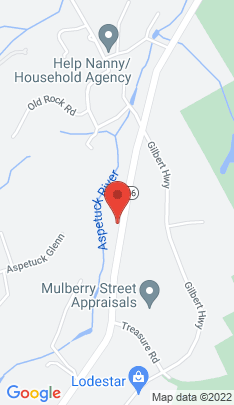 Map of Single Family Home on 725 Westport Turnpike,Fairfield, CT