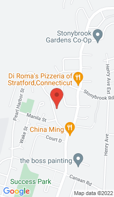 Map of Multi Family Home on 907 909 Pearl Harbor Street,Bridgeport, CT