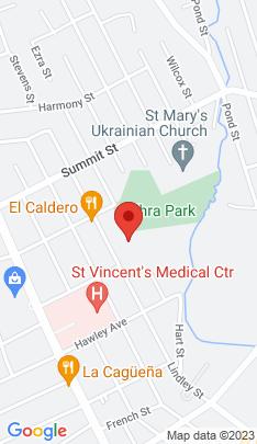 Map of condominium home on 980 Lindley Street,Bridgeport, CT