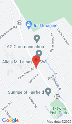 Map of Multi Family Home on 7 Grandview Road,Fairfield, CT