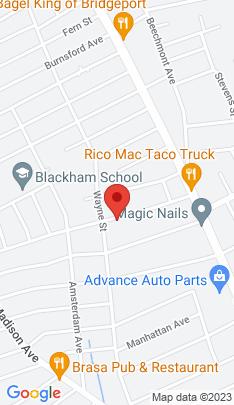 Map of Multi Family Home on 179 Savoy Street,Bridgeport, CT