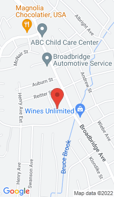 Map of Single Family Home on 54 Eaton Street,Stratford, CT