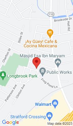 Map of Single Family Home on 118 Glenridge Road,Stratford, CT