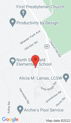 Map of Condo Home on 206 Glengarry Road,Fairfield, CT