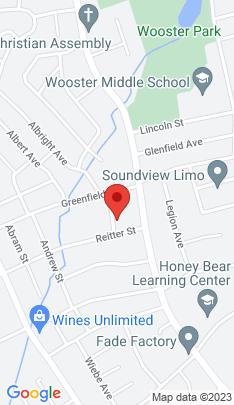 Map of Single Family Home on 28 Drake Street,Stratford, CT