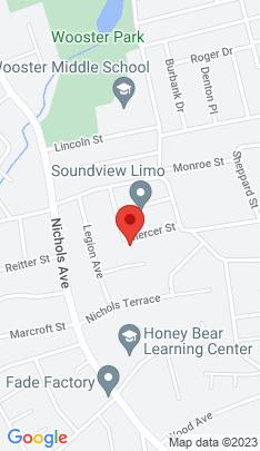 Map of Single Family Home on 111 Mercer Street,Stratford, CT