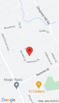 Map of Multi Family Home on 394 Ezra Street,Bridgeport, CT