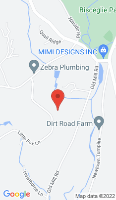 Map of Single Family Home on 20 Little Fox Lane,Weston, CT