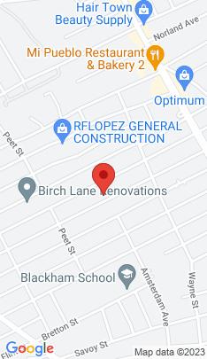 Map of Single Family Home on 294 Burnsford Avenue,Bridgeport, CT