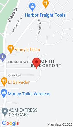 Map of Condo Home on 252 Pennsylvania Avenue,Bridgeport, CT