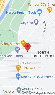 Map of Condo Home on 63 Louisiana Avenue,Bridgeport, CT