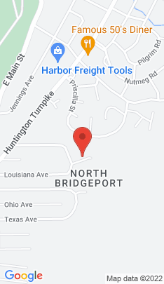 Map of Condo Home on 61 Mencel Circle,Bridgeport, CT