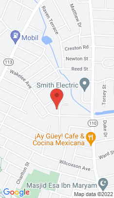 Map of Single Family Home on 125 Greenlawn Avenue,Stratford, CT