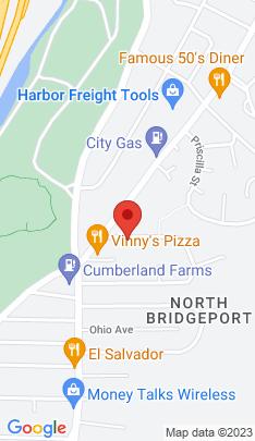 Map of Condo Home on 46 Virginia Avenue,Bridgeport, CT