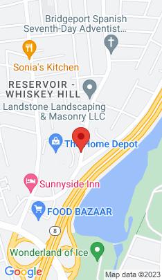 Map of Single Family Home on 645 Sylvan Avenue,Bridgeport, CT