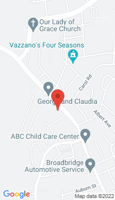 Map of Single Family Home on 2943 Broadbridge Avenue,Stratford, CT