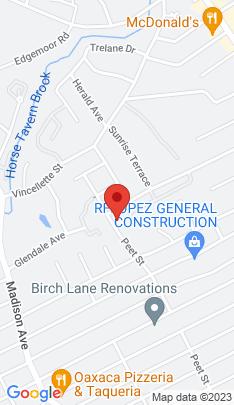 Map of Single Family Home on 508 Peet Street,Bridgeport, CT